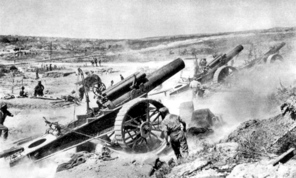 La Première Guerre Mondiale En Images  Sud Ouestfr