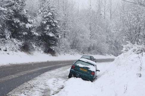 La neige humide est la plus fréquente et la plus indésirable en plaine.