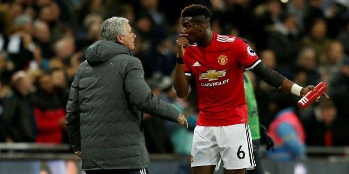 Man Utd: José Mourinho très remonté prend une décision ferme concernant Paul Pogba