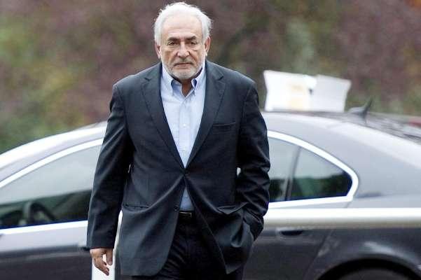 "DSK annonce un ""scénario cauchemardesque"" pour la zone euro"