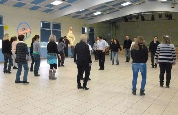 Country, rock and roll et salsa avec Challenge