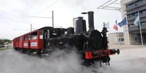 Le train des Mouettes a 30 ans