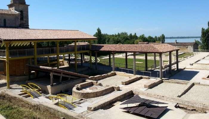 Villa gallo-romaine de Plassac (33) : elle rouvre après cinq ans de travaux