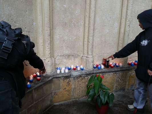 Bayonne : un sans-abri décédé devant le parvis de la cathédrale