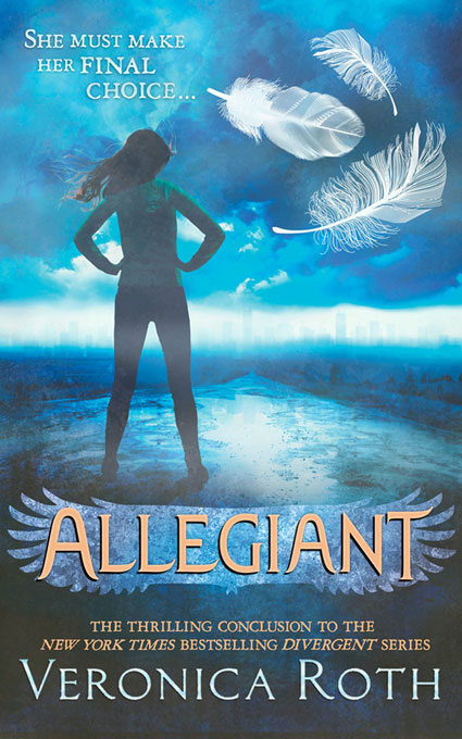 allegiant uk cover veronica roth