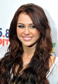 miley cyrus red hair color miley cyrus hair color red katy ...
