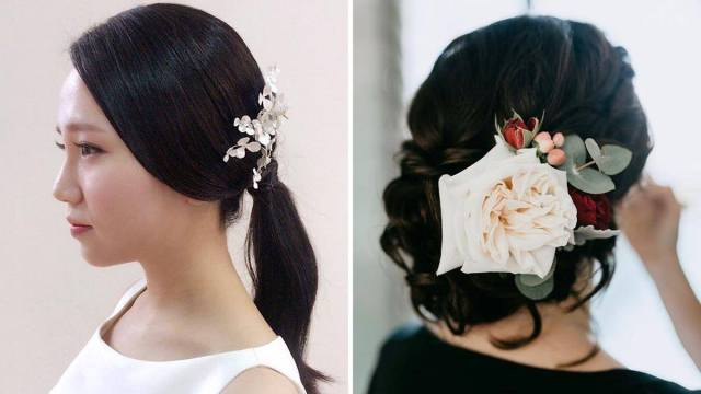 wedding hair accessories 2017