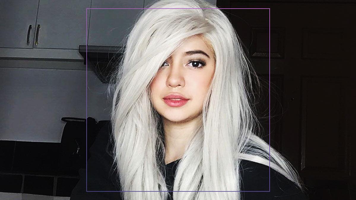 8 Celebs With Platinum Blonde Hair