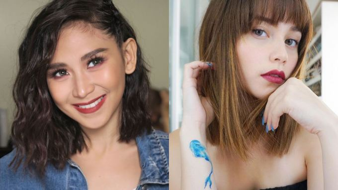 short hairstyles ideas on celebrities | cosmo.ph