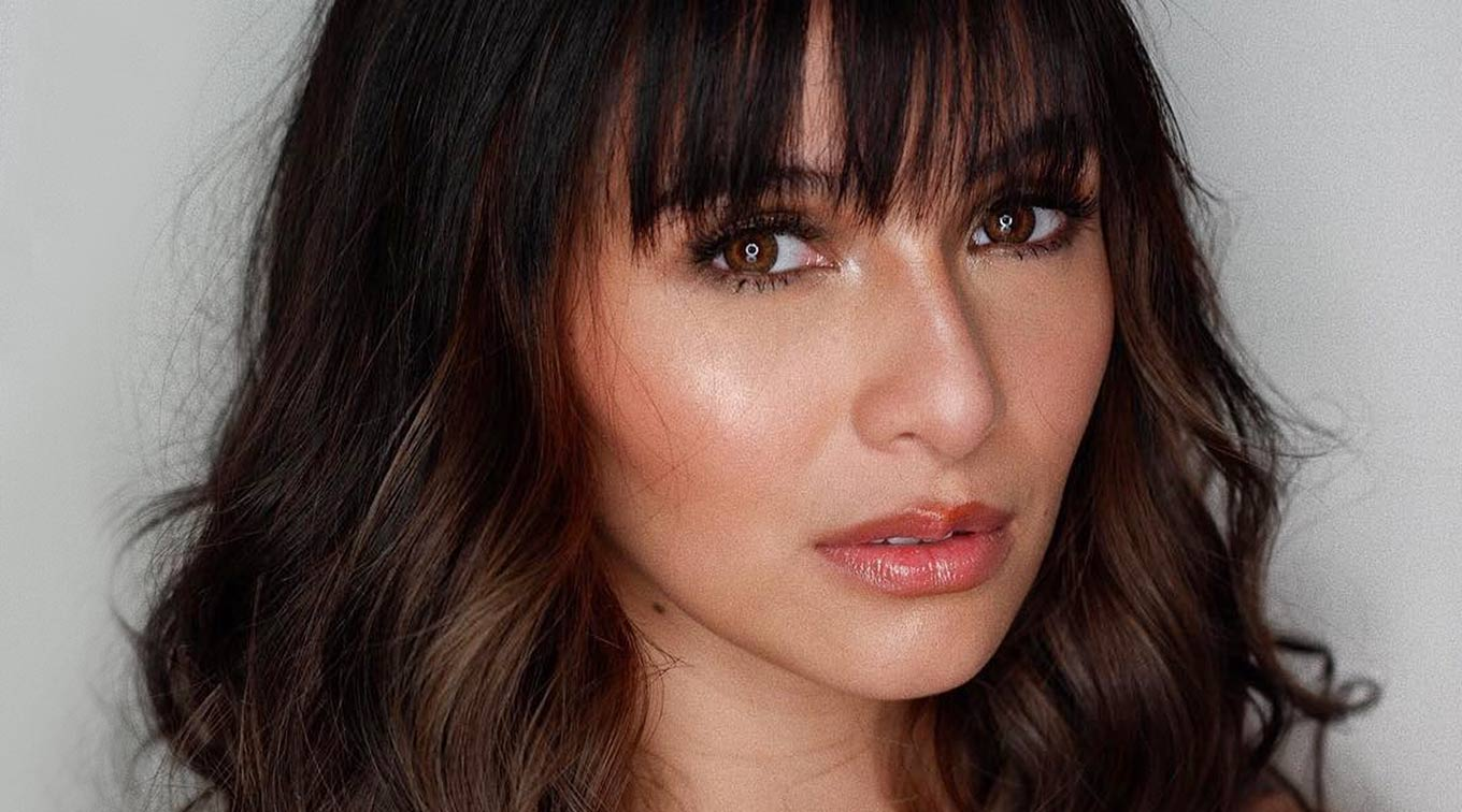 Jennylyn Mercado Got A Lob And Wispy Bangs Cosmoph