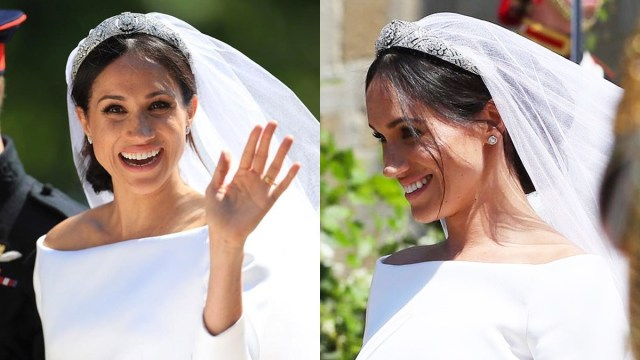meghan markle spent £10,000 for her wedding hair and makeup look