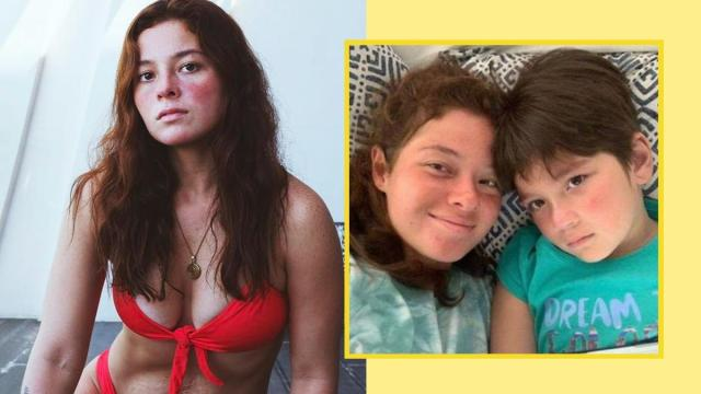 andi eigenmann reacts to negative comments about ellie's