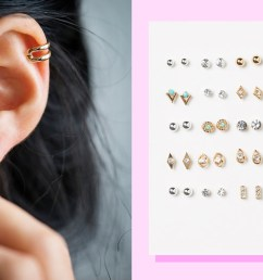 everything you need to know about ear piercings [ 1200 x 675 Pixel ]
