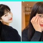 How To Cut Red Velvet Joy Inspired Bangs At Home