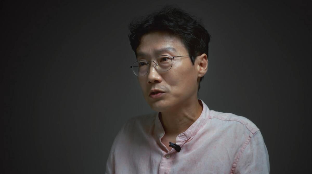 El creador de la serie, Hwan Dong-Hyuk