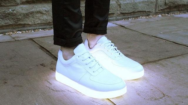 Led Shoes Kid Light