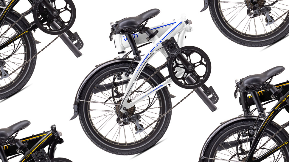 This Folding Bike Is Built for City Cruising