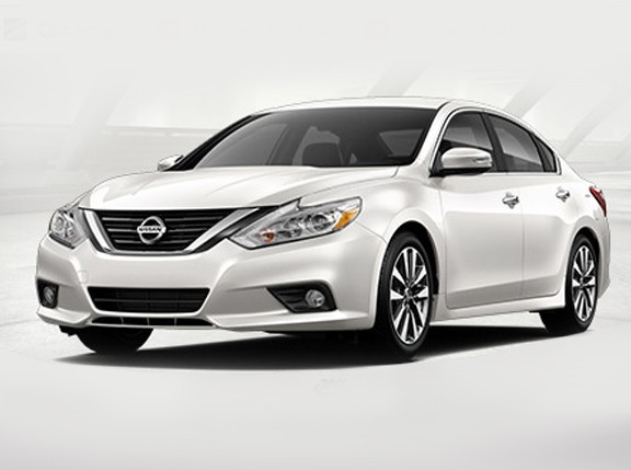 Inside 2016 Red Altima Nissan