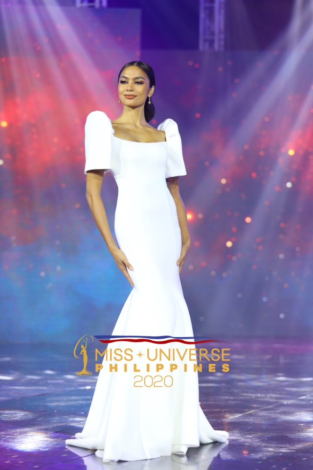 Gowns at the Miss Universe Philippines Alaiza Flor Malinao