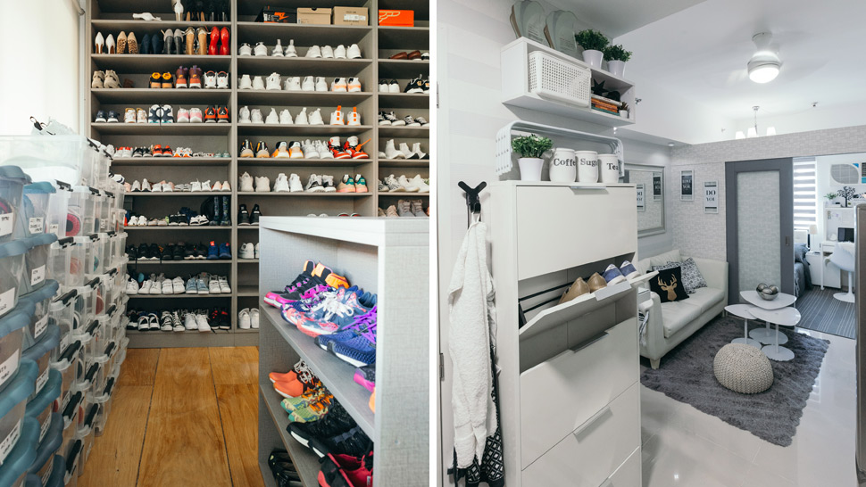 10 Clever Ways To Organize Shoes In Small Spaces
