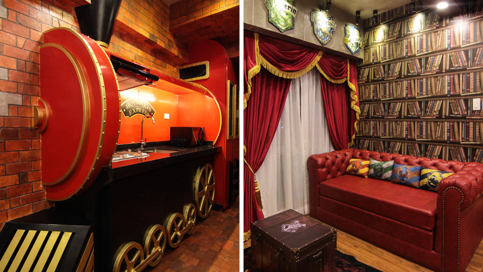 Harry Potter Inspired Airbnb Unit In Tagaytay RL