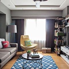 Swivel Chair Mustard Yellow Covers Wedding Cheshire A Three-bedroom Condo With Rustic Yet Sleek Interiors | Rl