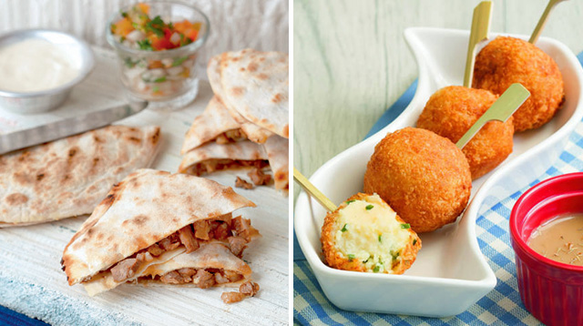 7 yummy finger foods