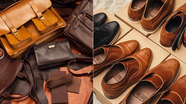 10 cool leather goods