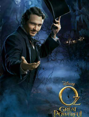 MOVIE REVIEW: Oz the Great and Powerful