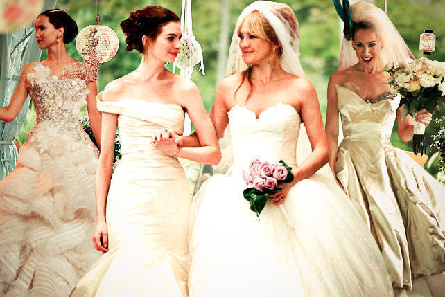 10 Best And Worst Movie And TV Wedding Dresses