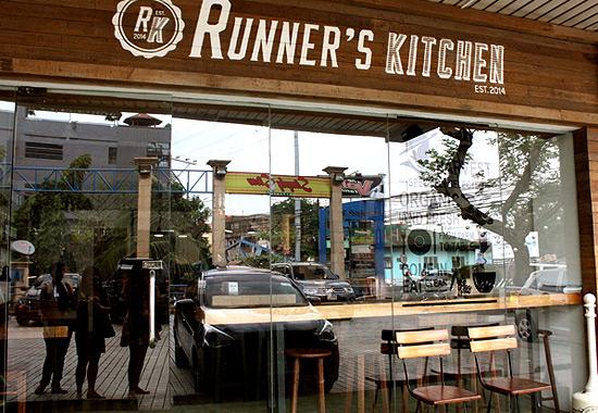 runners kitchen outdoor refrigerator new restaurant alert runner s at tomas morato avenue share