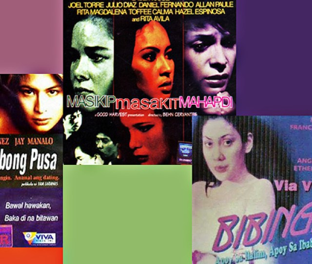 10 Pinoy X Rated Movies With Ridiculous Titles