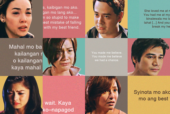 Love Lines About Hugot English