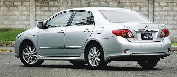 brand new toyota altis for sale philippines kunci grand avanza 2008 corolla 1 8v review