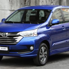 Aksesoris Grand New Avanza 2018 Nebula Blue Toyota 1 5 G At 2016 Philippines Review Specs Price