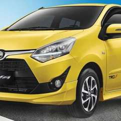 New Agya Trd 2019 Spek Grand Avanza 2018 Toyota Wigo Trd: Images Of The City Hatch's Refreshed ...
