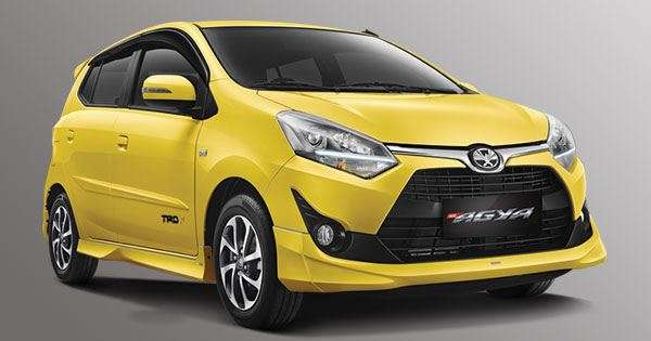 toyota new agya trd 2017 yaris sportivo pantip wigo trd: images of the city hatch's refreshed ...