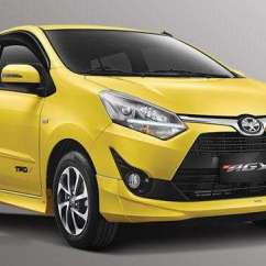 New Agya Trd 2018 Yaris Toyota Wigo Images Of The City Hatch S Refreshed Version Breaks Cover