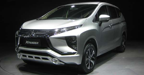 Mitsubishi Xpander Crossover MPV breaks cover in Indonesia