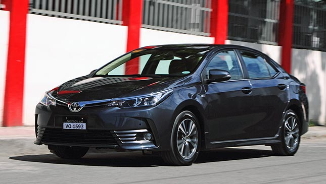 new corolla altis launch date dimensi grand veloz toyota 1 6 v review specs price