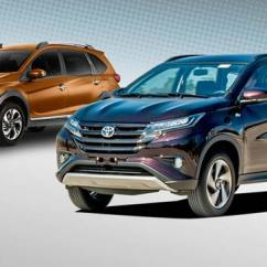 Grand New Avanza Vs All Rush Toyota Yaris Trd 2018 Honda Br V Specs Prices Features