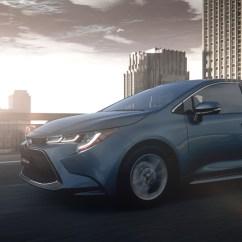 All New Corolla Altis 2019 Vs Skoda Octavia Toyota Launches Sedan Based On Ga C Platform