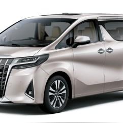 All New Alphard 2019 Tanduk Depan Grand Veloz Toyota
