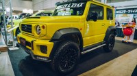 Gallery: Modified Suzuki Jimnys at the 2019 Tokyo Auto Salon