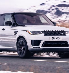 land rover rolls out a new 395hp straight six gasoline engine [ 1200 x 675 Pixel ]