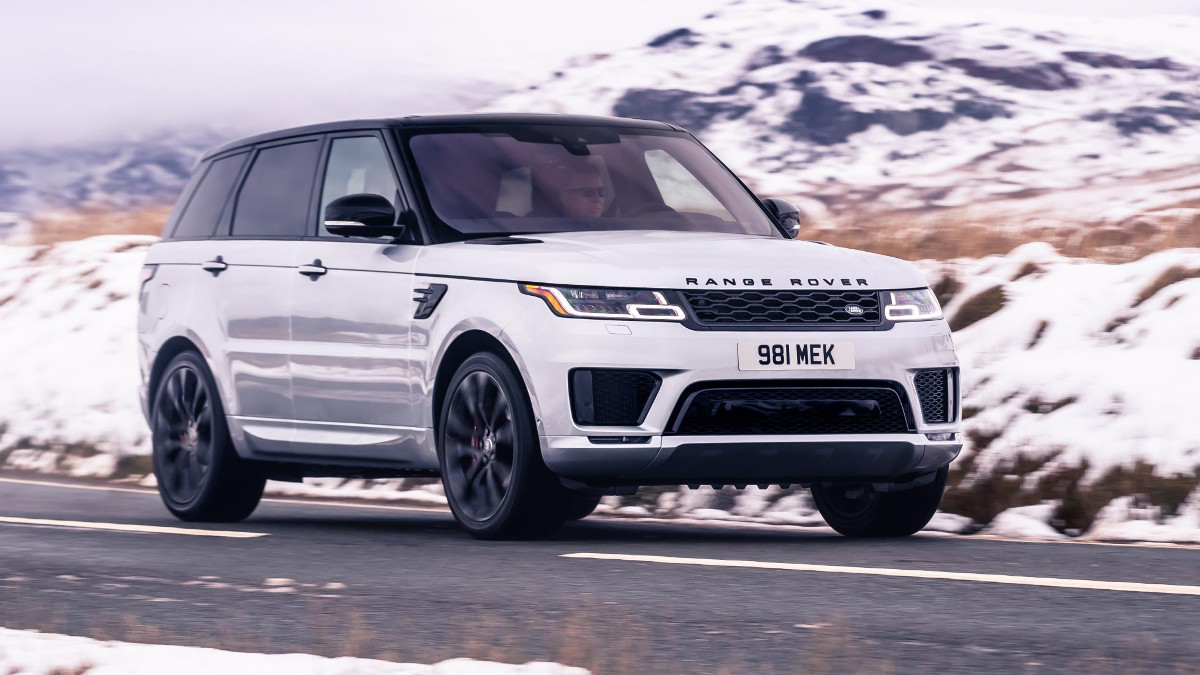 hight resolution of land rover rolls out a new 395hp straight six gasoline engine
