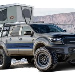2020 Ford Ranger Aftermarket Accessories Sema