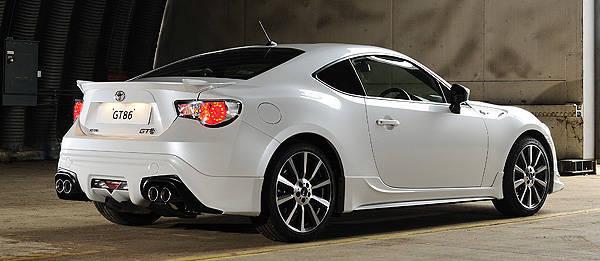 Is A Toyota 86 Sedan Or Shooting Brake Possible