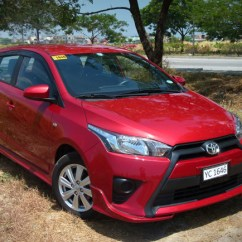 Toyota Yaris Trd Philippines Sportivo 2018 Playing The Style Card With All New