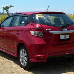 Toyota Yaris Trd Philippines Pilihan Warna Grand New Avanza 2017 Playing The Style Card With All